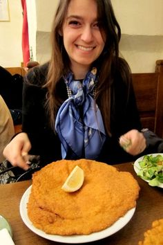 Figlmuller Schnitzel | A Few Days in Vienna | FATHOM Vienna Travel Guides and Travel Blog