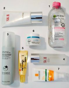 Simplified morning skincare routine for summer – Rina Kay