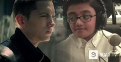 """Kid Sings Eminem's """"Not Afraid"""" Will Blow Your Mind - 9GAG.tv"""