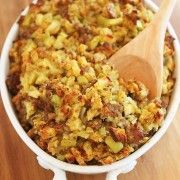 The Comfort of Cooking » Best Ever Sausage, Sage and Apple Stuffing