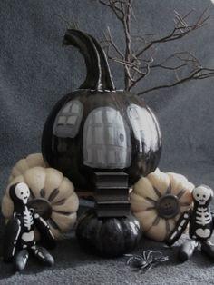 Halloween Crafts | Make a Pumpkin Coach