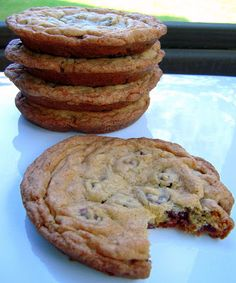 Better than Toll House Big Chocolate Chip Cookies - one simple change makes all the difference!