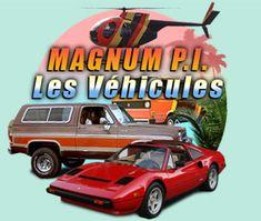 v�hicule magnum pi ferrari 308 GTS
