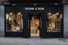 @Stow-&-Son-fachada. Madrid. Spain
