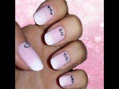 Baby boomer with nail polish!!!