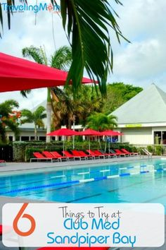 If your time is short and sweet at this lush family resort, then Indulgent TMOM Andrea Traynor tells you which 6 things to try at Club Med Sandpiper Bay.