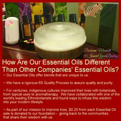 """How Are """"Epoch"""" Oils Different from Others?"""