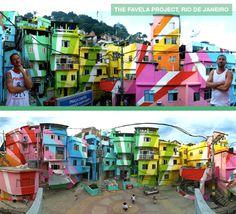 The Favela Project - Rio de Janeiro