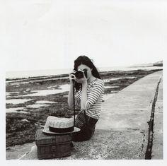 Nina Garcia #83. Striped Sailor Shirt | www.itsalwaysteatime.me
