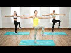 10-Minute Core Workouts For Runners | Class FitSugar - YouTube