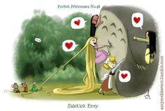 (2) pocket princesses | Tumblr