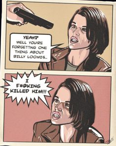 Scream 2 Favorite line!!