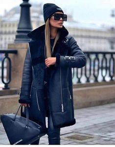 The post Winter outfit appeared first on Italy Moda. Winter Outfits Women, Winter Fashion Outfits, Look Fashion, Autumn Winter Fashion, Fall Outfits, Womens Fashion, Outfit Winter, Fashion Styles, 50 Fashion