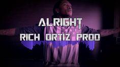 Future Type Beat -  Alright ( Rich Ortiz Prod)2016