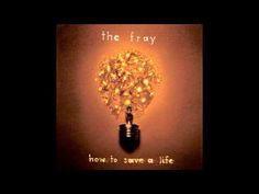 The Fray - How To Save A Life (Studio Acapella) [720p HD Audio]