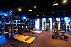 Neoflex 500 Series Fitness Flooring @ Fitness Factory, Taiwan