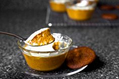 baked pumpkin and sour cream puddings – smitten kitchen