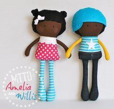 Meu Dolls® pequenininho pequenas