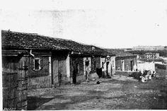 Paseo de los Jesuitas en 1914 (CHICOTE, C. La vivienda insalubre en Madrid : memoria presentada al Excmo. Sr. Vizconde de Eza..., Madrid, p. 57)