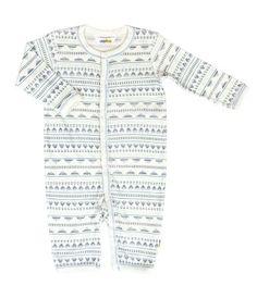 JOHA Arctic knit uld-silke heldragt til drenge - Køb dit JOHA tøj lige her