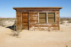 Homestead Camp Cabin in Joshua Tree - Cabins for Rent in Joshua Tree
