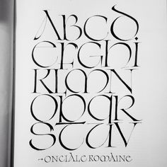 Uncial research by Julien Priez