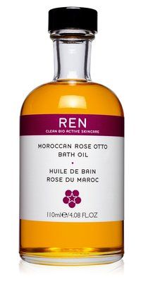 ren moroccan rose bath oil