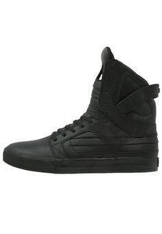092798a23afbe SKYTOP II - Sneakersy wysokie - black/red @ Zalando.pl 🛒. Trampki  AdidasLegginsyBarwa CzerwonaButy. Supra SKYTOP II - Tenisówki ...