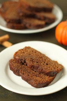 Gluten Free Pumpkin Bread Picture