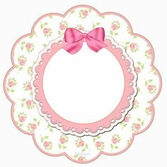 """Photo from album """"шаблоны рамочки"""" on Yandex. Printable Labels, Printable Paper, Printables, Binder Labels, Diy And Crafts, Paper Crafts, Borders And Frames, Baby Cards, Decoupage"""