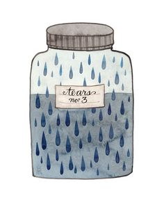 Lachrymatory Jar of Tears No. 3