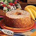 Banana Nut Cake Recipe