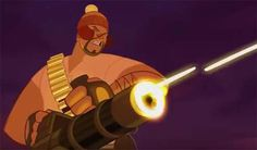 The Animated Adventures of Firefly (teaser trailer).