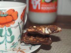 Pähkinä-Mulperi Raakasuklaa - Helppo elämä - uusia makean nälkään :)