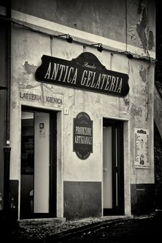 Photo antica gelateria by Nathalie Bliss on 500px