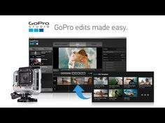 GoPro Studio and GoPro Edit Templates: Overview - YouTube