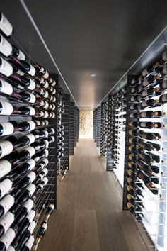 ♀ Commercial space design wine room