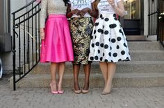 fabulous (and affordable!) skirts for any occasion
