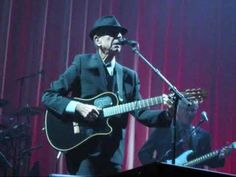 "the definition of cool: Leonard Cohen ""Darkness"""