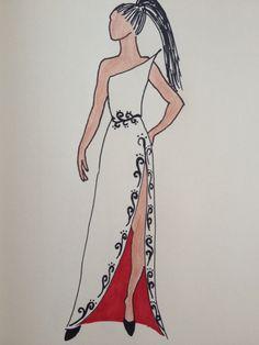 #sketch #fashion
