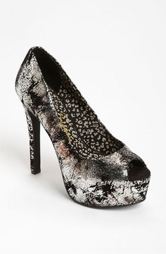 These to go with my Eliza J Dress that I will ear for my birthday! ;) Jessica Simpson 'Carri' Pump available at Nordstrom