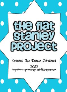 The Flat Stanley Project 2.0