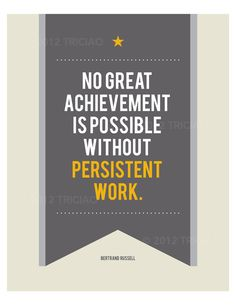 Persistent Work-Bertrand Russell Jokes Quotes, Cute Quotes, Cool Words, Wise Words, Work Ethic Quotes, My Children Quotes, Motivational Quotes, Inspirational Quotes, Work Motivation