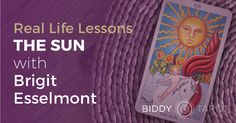 My essay on the Sun card is now live on the blog, and you can read it and 21 other amazing writings on each card of the Major Arcana. Just download the free eBook on Biddy Tarot, and enjoy!