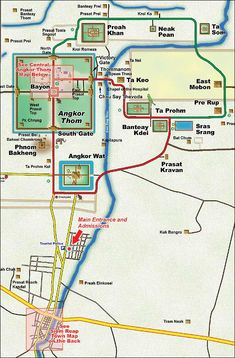 Tales of Asia - Siem Reap Guide - Guide to temples