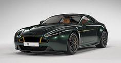 Aston Martin lanzará un competidor para el Ferrari 488 GTB # La compañía inglesa…