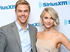 Get Excited, Derek and Julianne Hough Are Performing Together During the DWTS Finale!