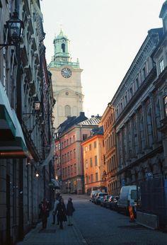 Stockholm, Sweden. By Dari D