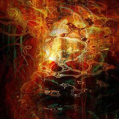 Reflecting - Abstract Art - Jaison Cianelli