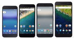 Google Pixel, Pixel XL Sized Up With Nexus 5X and Nexus 6P,android news widget, android phones news, android news apps, latest android news, android news